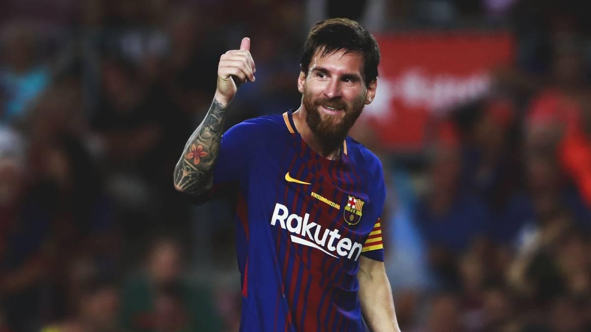 Lionel Messi fue jugador del Burgos de segunda división por unas horas