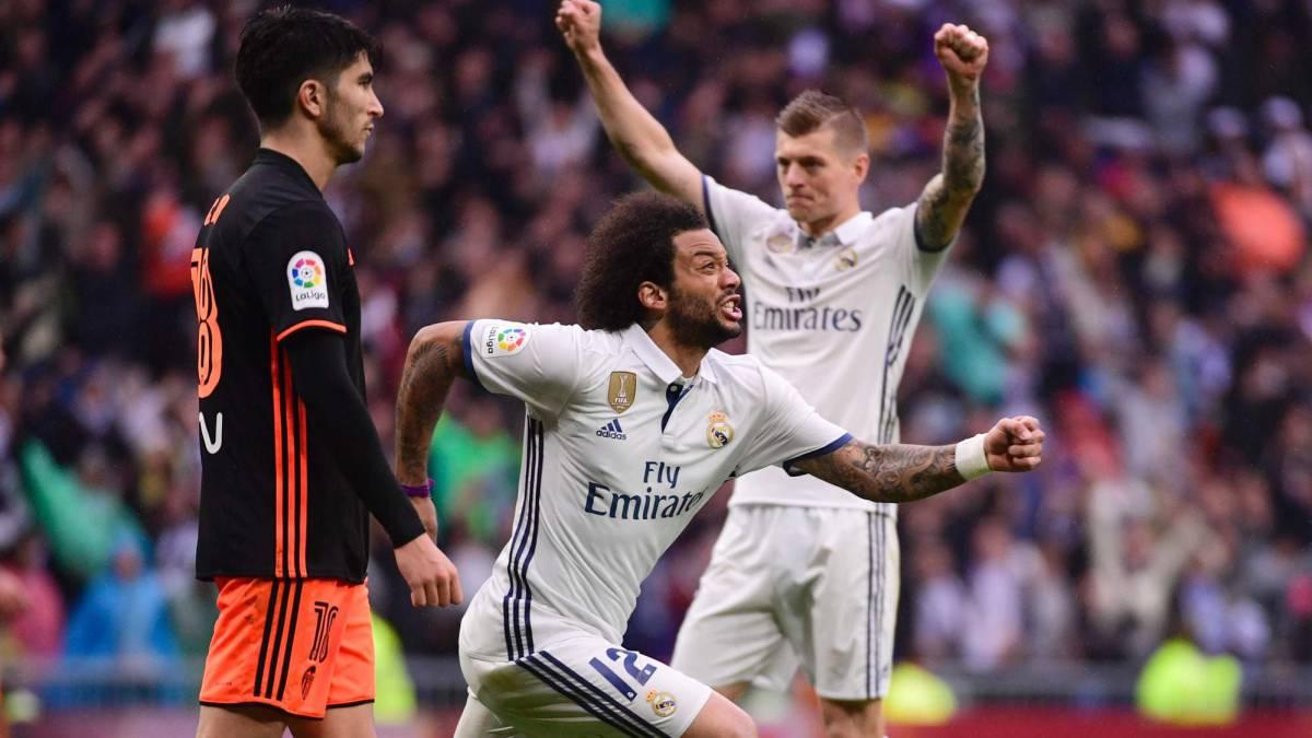 Bernabéu  Victoria vetada para el Valencia en las 11 últimas visitas ... b5aacf60e772f