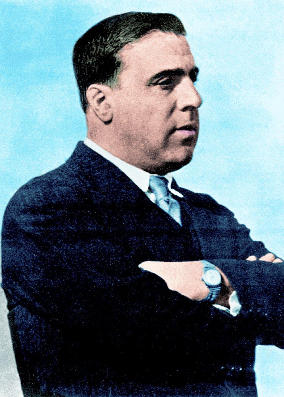 Francisco Bru (1934-1941)