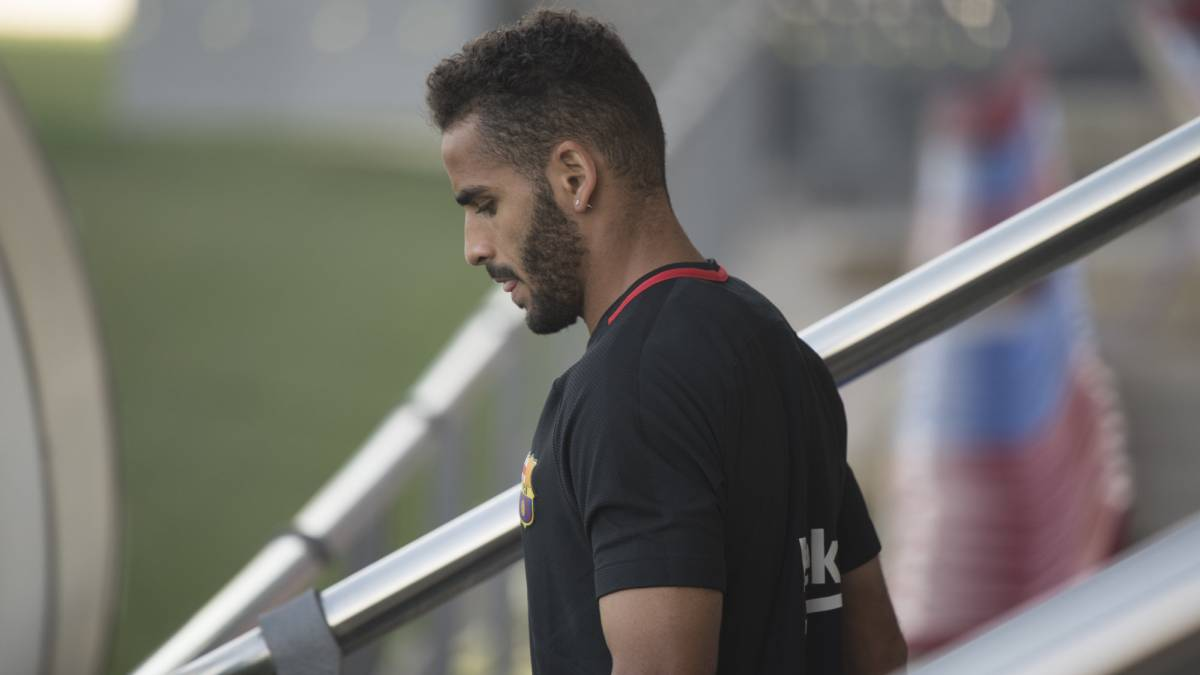 Douglas Pereira, cerca de ser cedido a Benfica