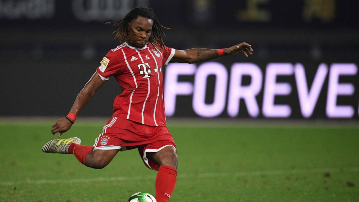 Swansea close to agreeing loan deal for Renato Sanches