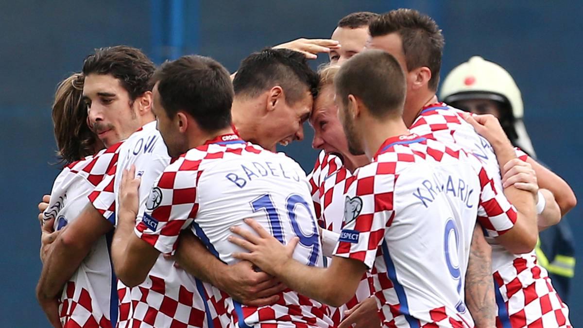 Modric asistió a Vida para darle el triunfo y el liderato a Croacia ...