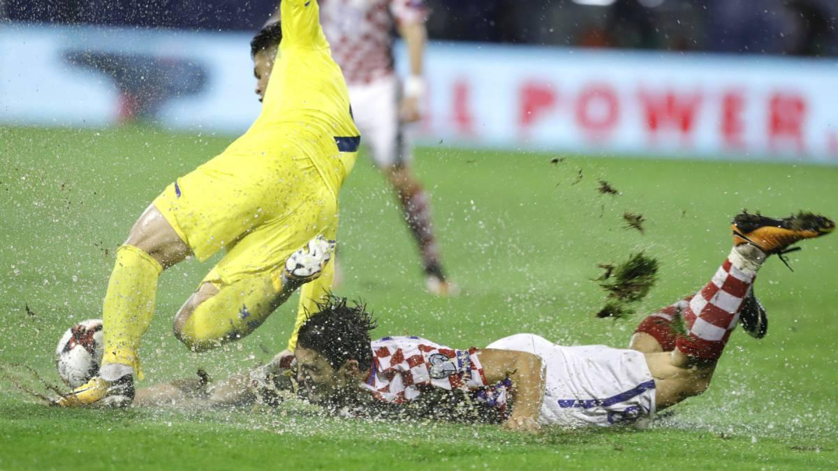 Croacia derrota a Kosovo y mantiene las opciones para el Mundial