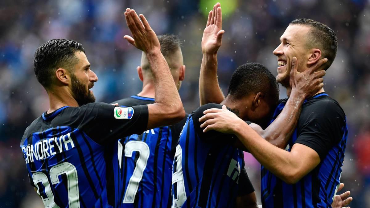 Icardi pagó con gol en Inter