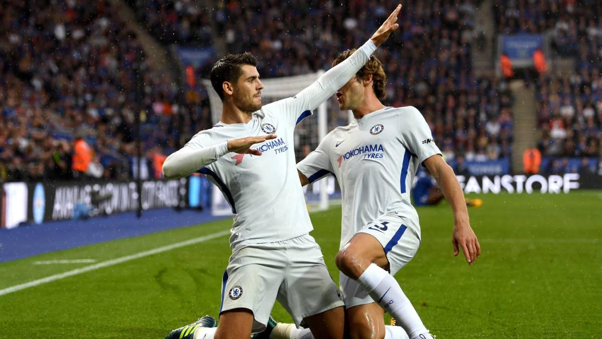 El lamentable cántico a Morata que ha prohibido el Chelsea