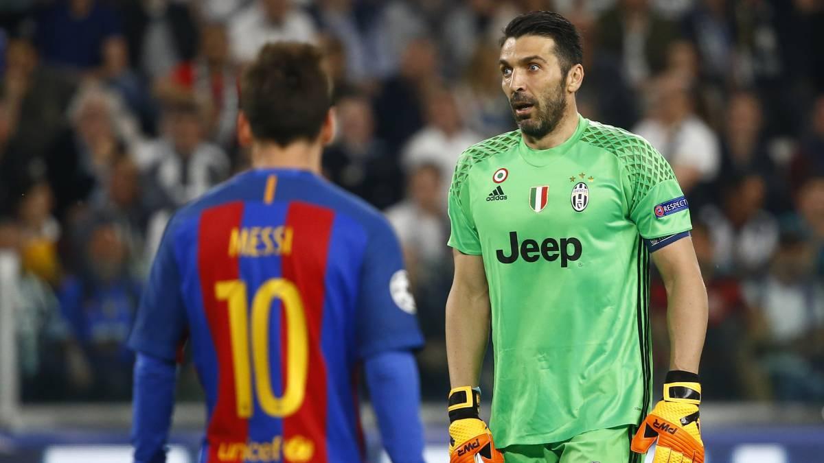 El reto pen nte de Leo Messi frente a la Juventus AS Argentina