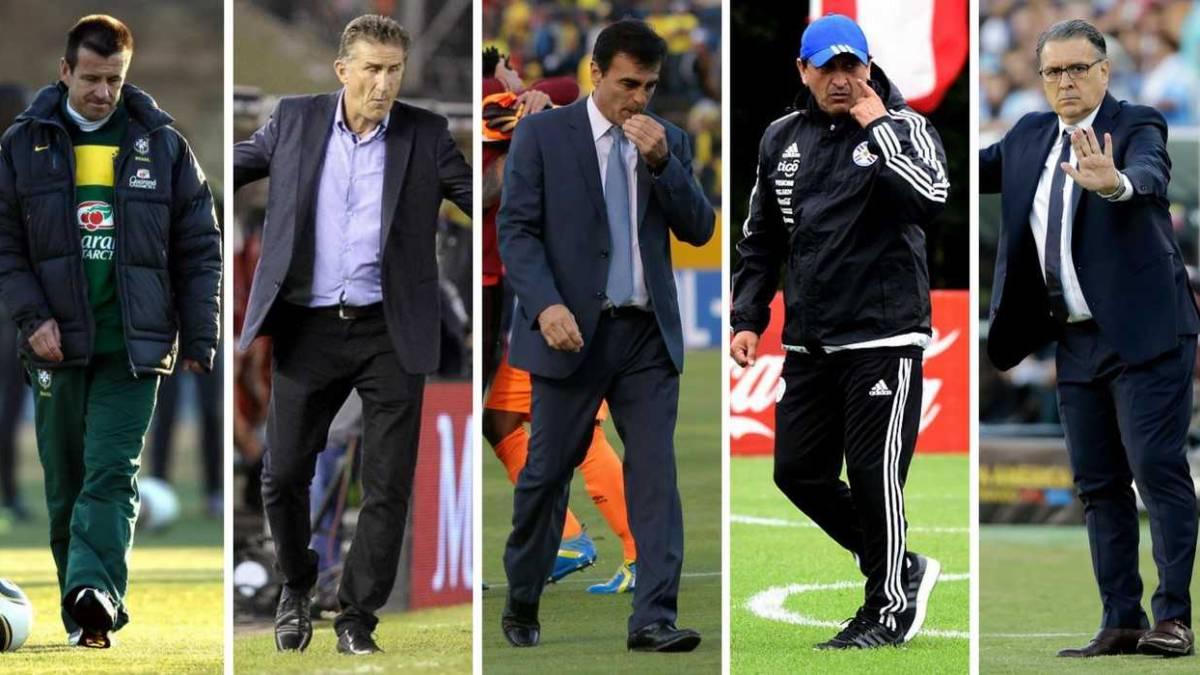 Ecuador espera la renuncia de Quinteros — Eliminatorias