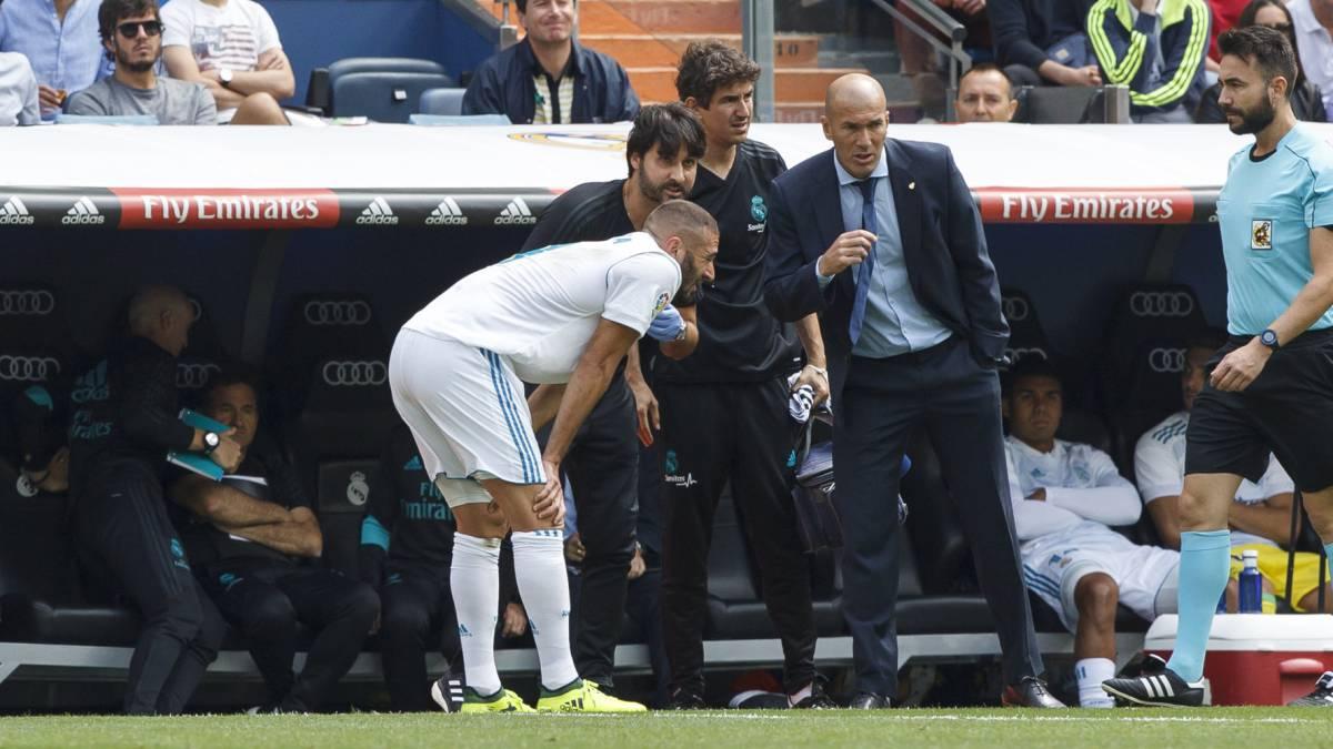 Zidane ha pedido dos veces un 9 desde que se fue Morata
