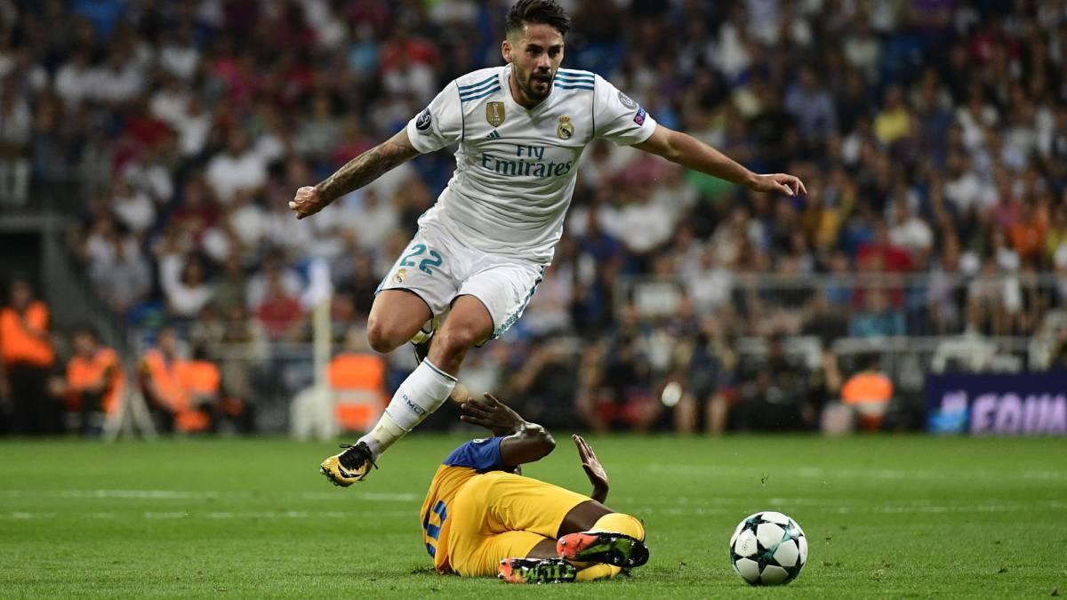 Isco admitió que hubo interés del Barcelona en ficharlo