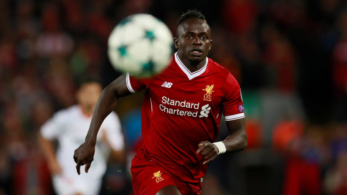 Daily Mirror Barça y Real Madrid lucharán por traer a Sadio Man