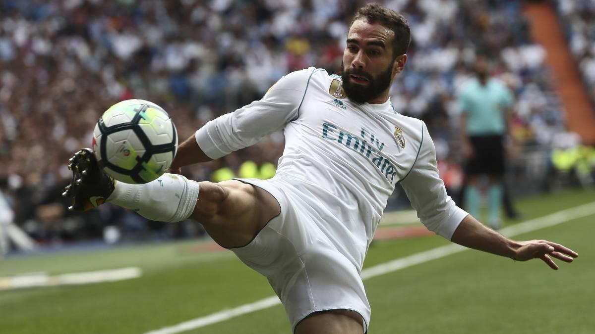 Carvajal selló su renovación hasta 2022 con el Real Madrid