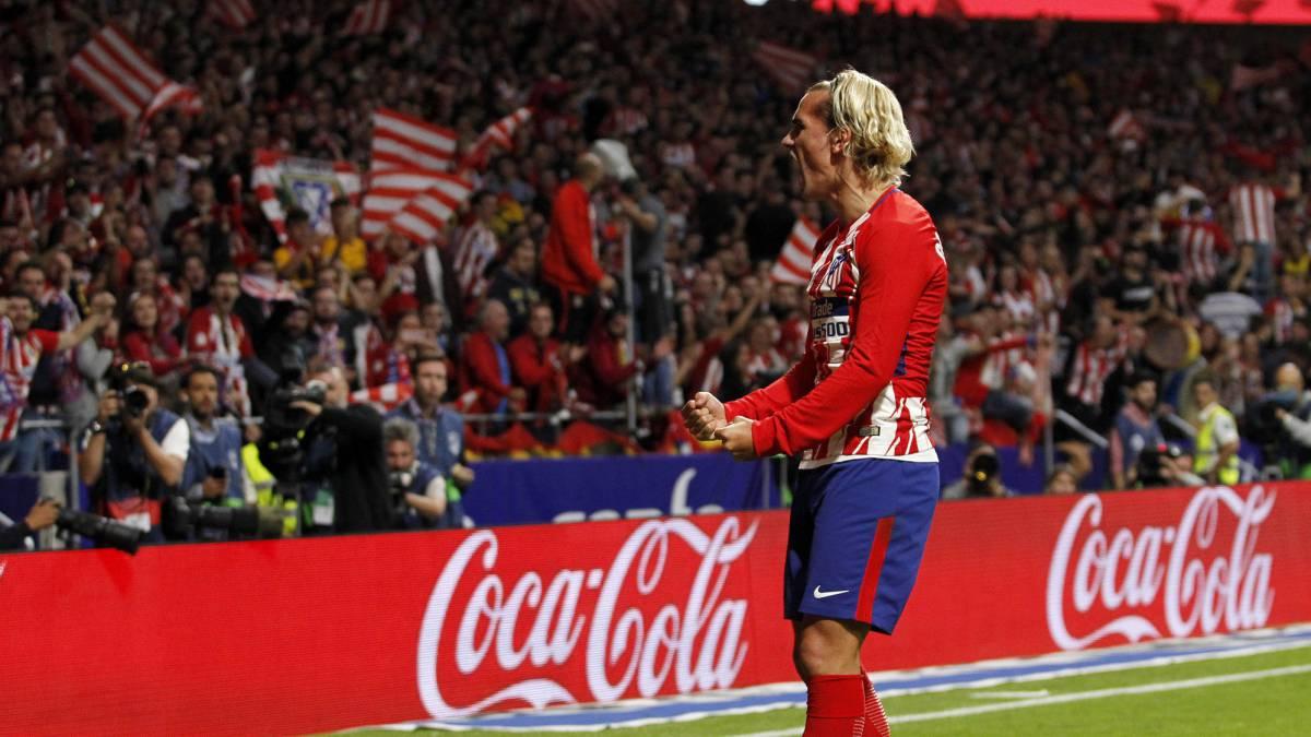 No pierde pisada al Barça: Atlético venció a domicilio al Athletic