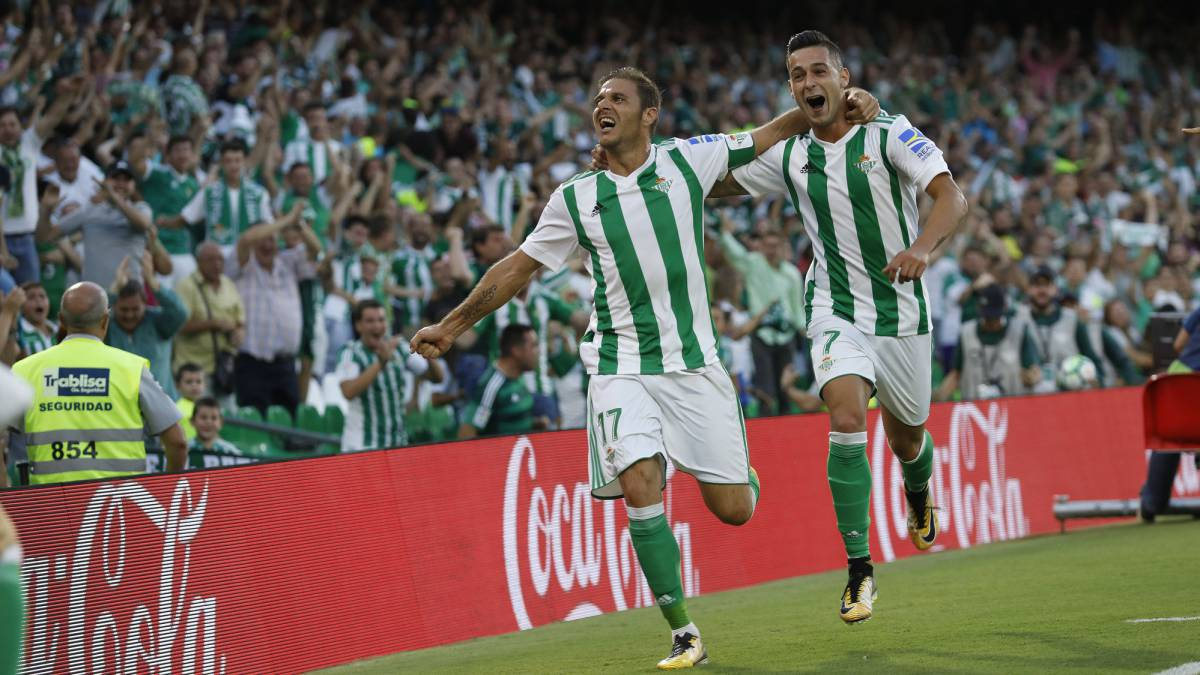 Image result for real betis 2017/18