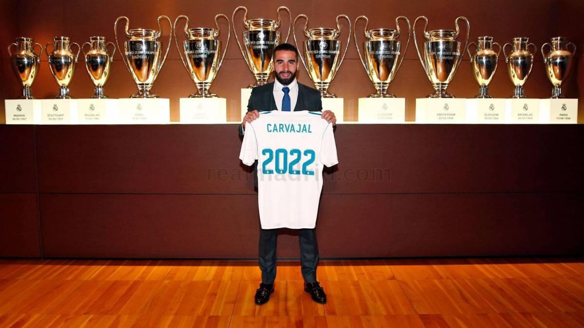 Isco vestirá los colores del Real Madrid hasta el 2022