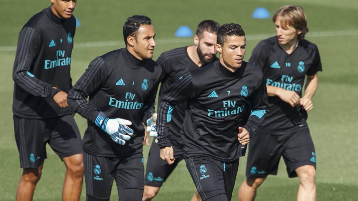 Cristiano Ronaldo y Real Madrid se solidarizan con México