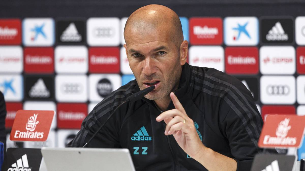Zidane confirms Real Madrid contract renewal