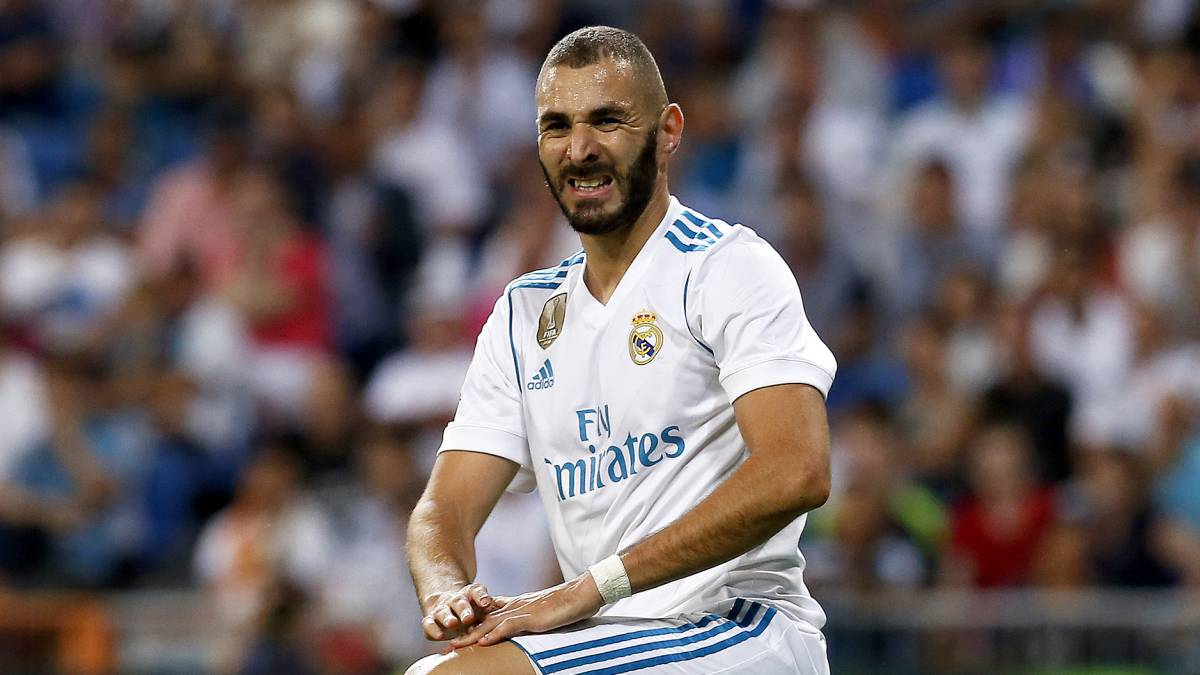 Karim Benzema to sign new Real Madrid contract up to 2021 AS