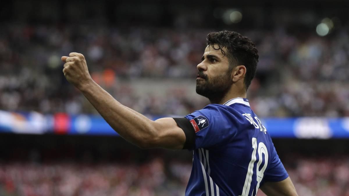 Diego Costa leaving Premier League winners Chelsea, will re-join Atletico Madrid