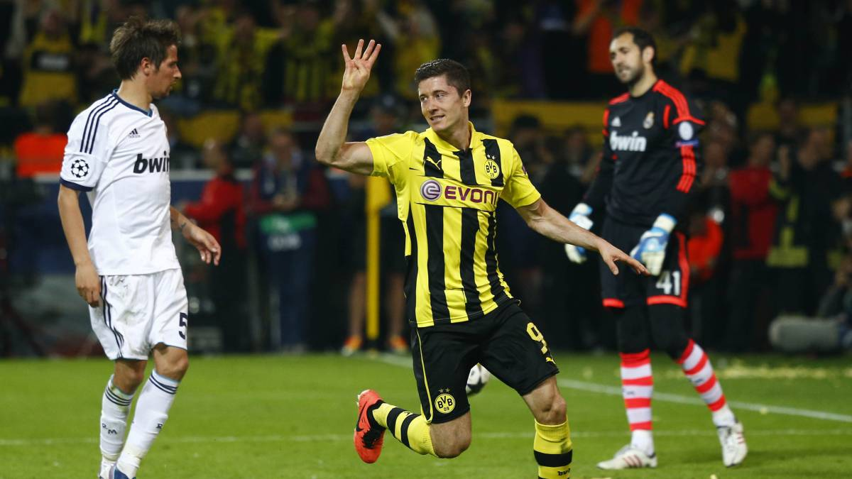 Real Madrid vs. Borussia Dortmund EN VIVO ONLINE por Champions League