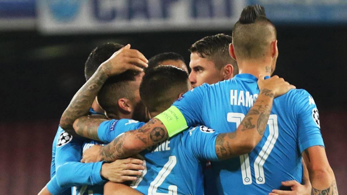Renato Tapia quiso hacer una 'ruleta' y provocó el gol del Napoli