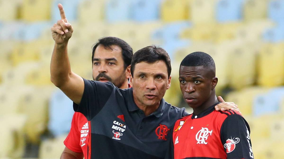 Vinicius no irá al Mundial Sub-17