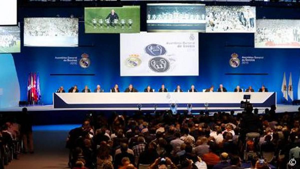 Asamblea del Real Madrid en directo - AS.com b46a1fa8dba69
