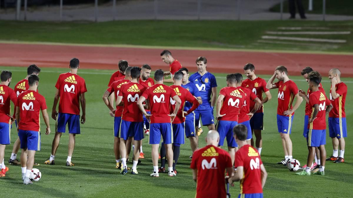 La imagen de Sergio Ramos en defensa de España