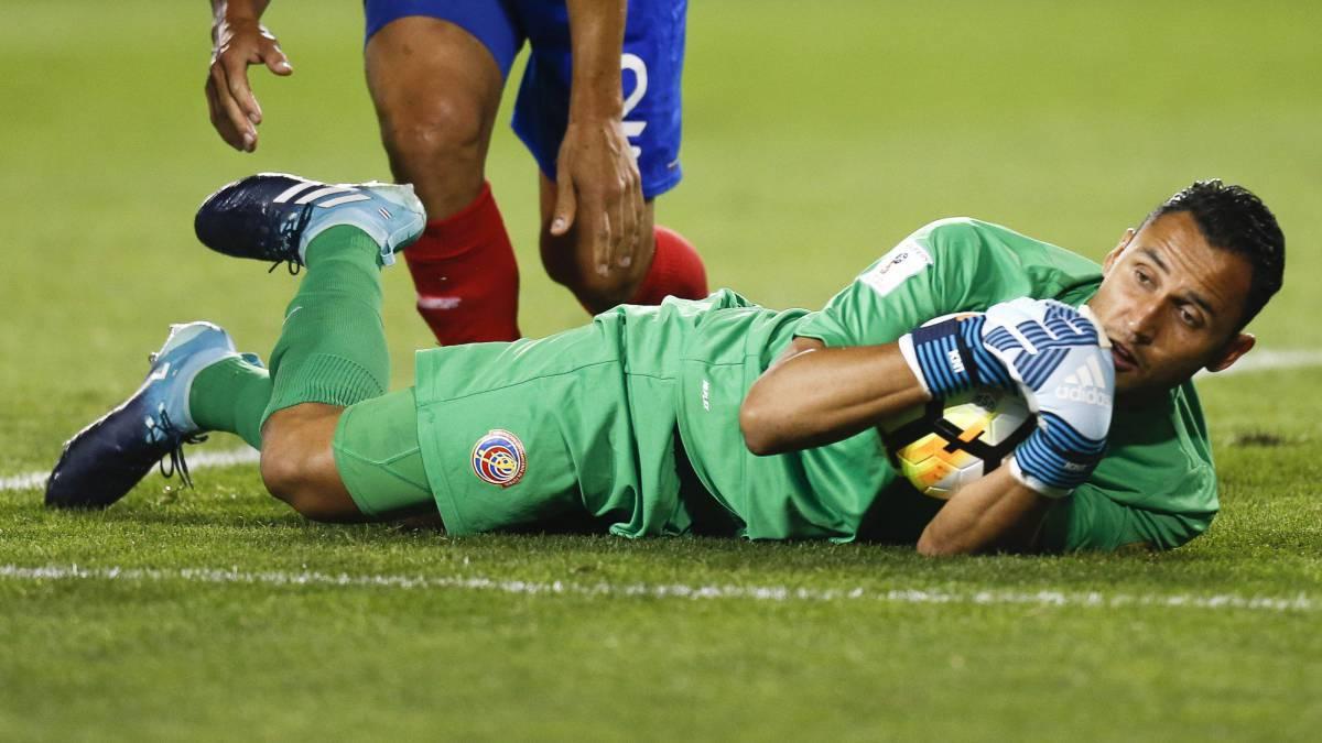 Costa Rica empata con Honduras y se clasifica al Mundial