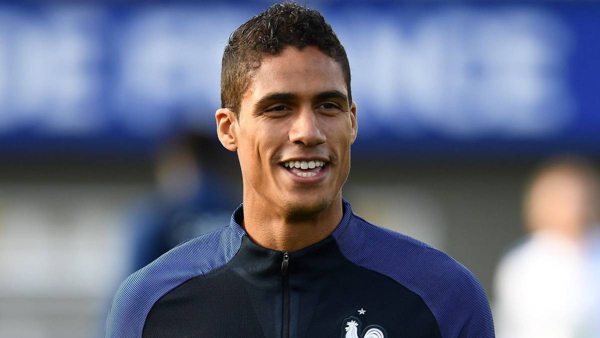 "Rapha l Varane ""Be a one club player I don t see why not"" AS"