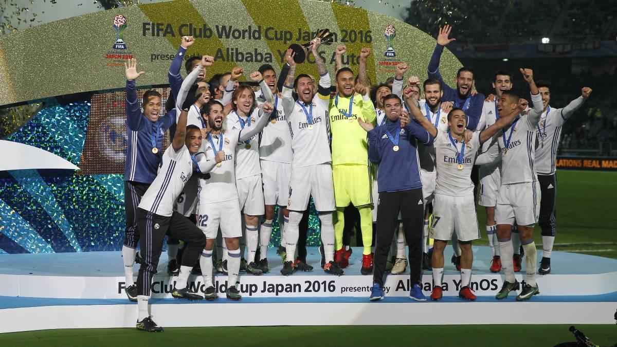 La FIFA sorteó las llaves de la próxima edición — Mundial de Clubes