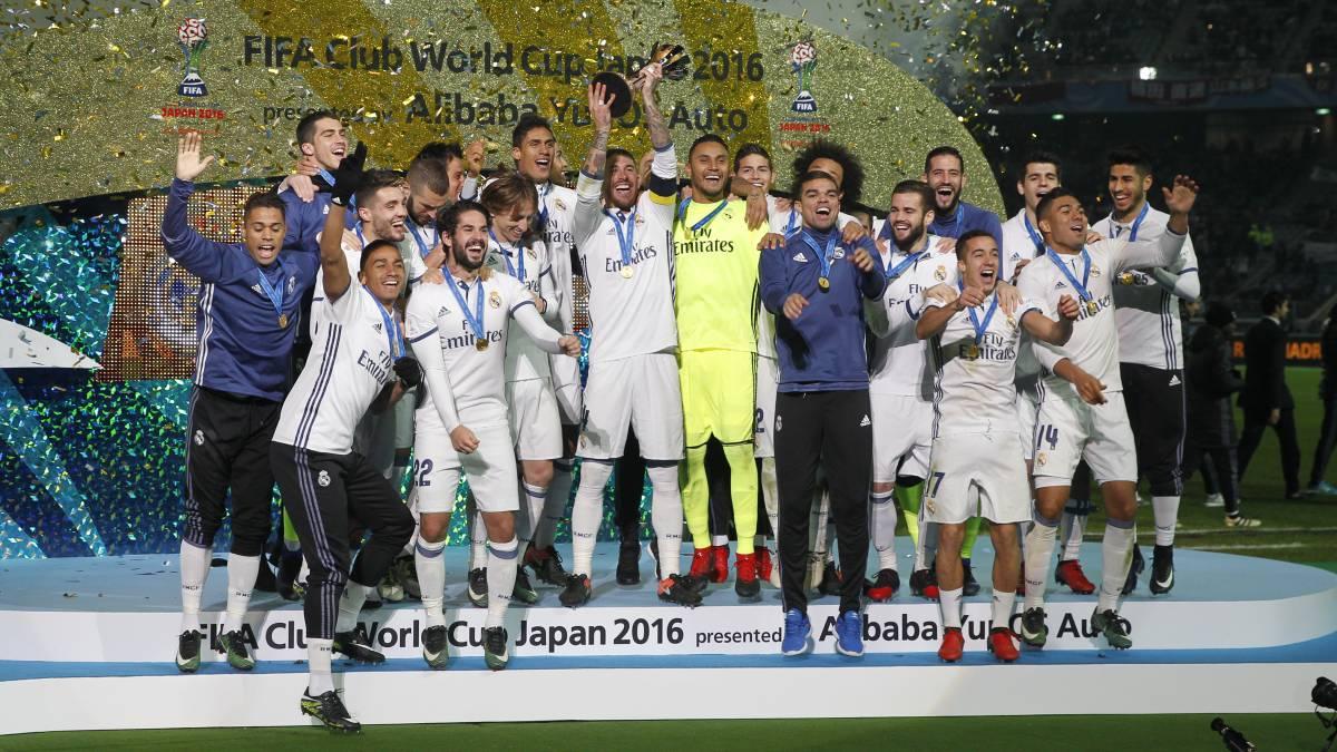Mundial de Clubes: La FIFA sorteó las llaves de la próxima edición