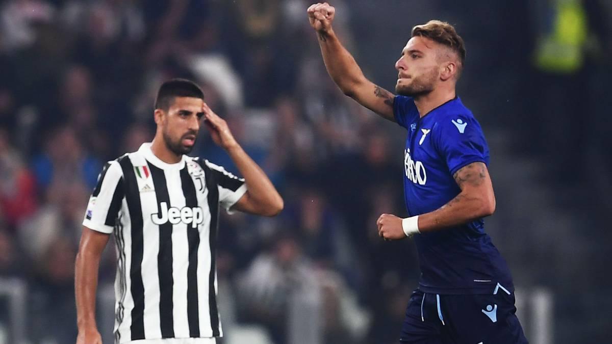 Dybala falla un penalti en el 97  y el Lazio tumba a la Juve - AS.com 03b6e0fb94821