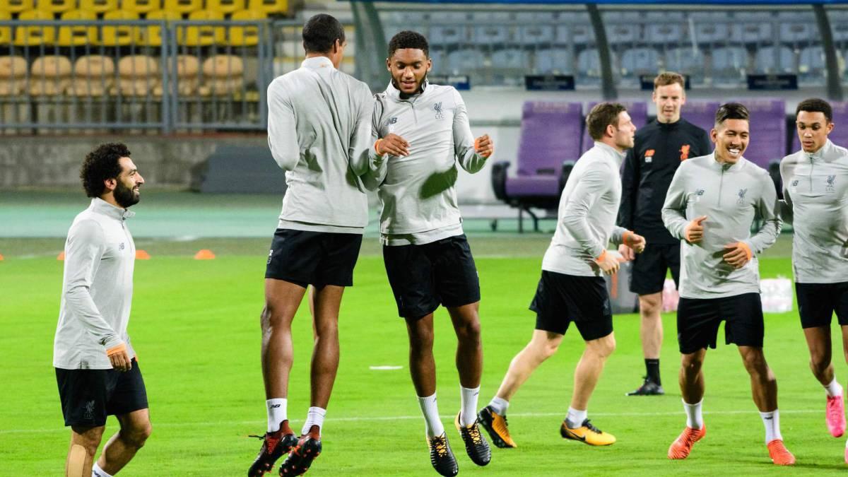 Liverpool aplastó en su visita al Maribor