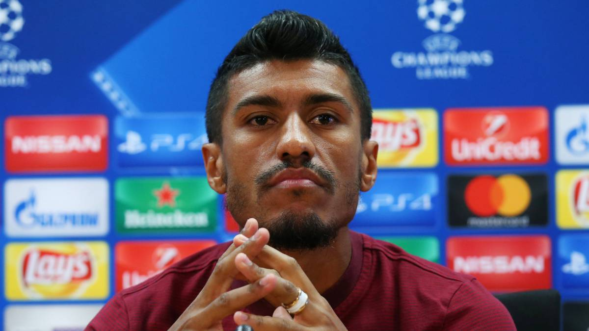 "Paulinho ""likes to do the running"" for Messi at Barcelona AS"