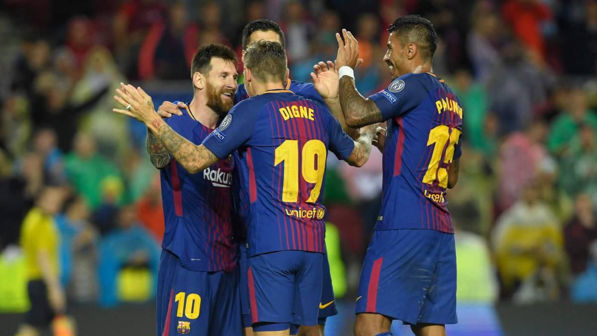 El Murcia provoca a Messi