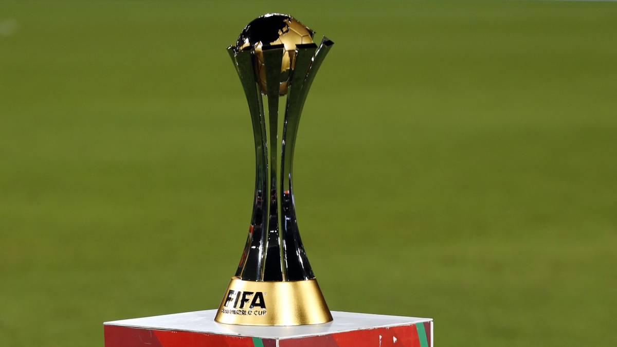 Resultado de imagen para mundial de clubes trofeo
