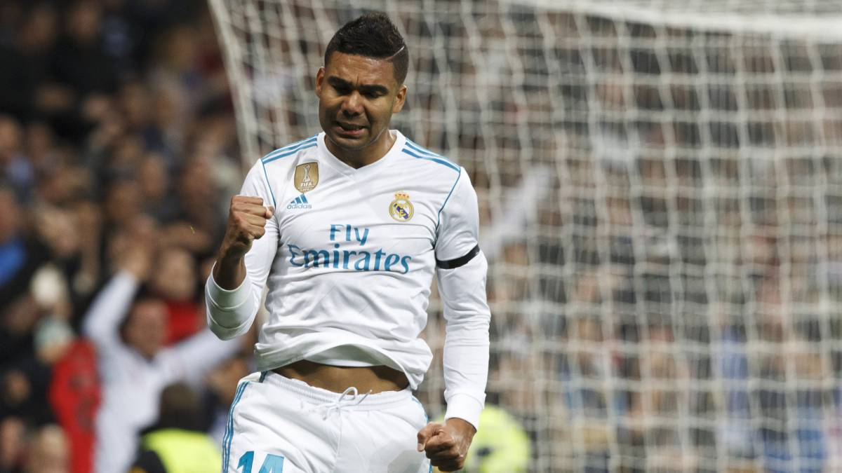 Casemiro More Box To Box Than A Defensive Midfielder
