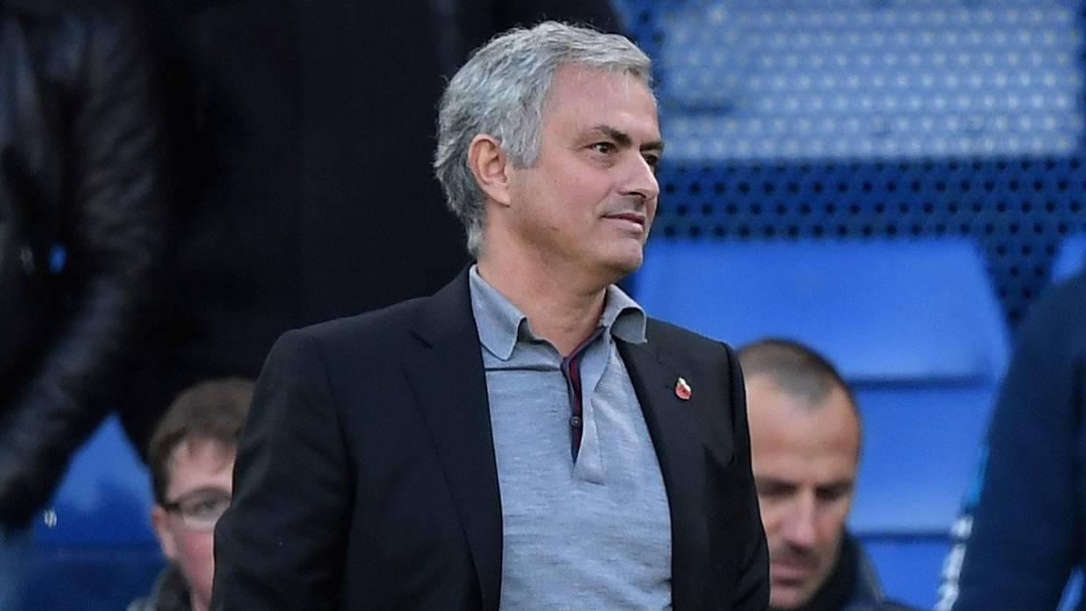 José Mourinho ha solicitado el fichaje de Samuel Umtiti — Manchester United