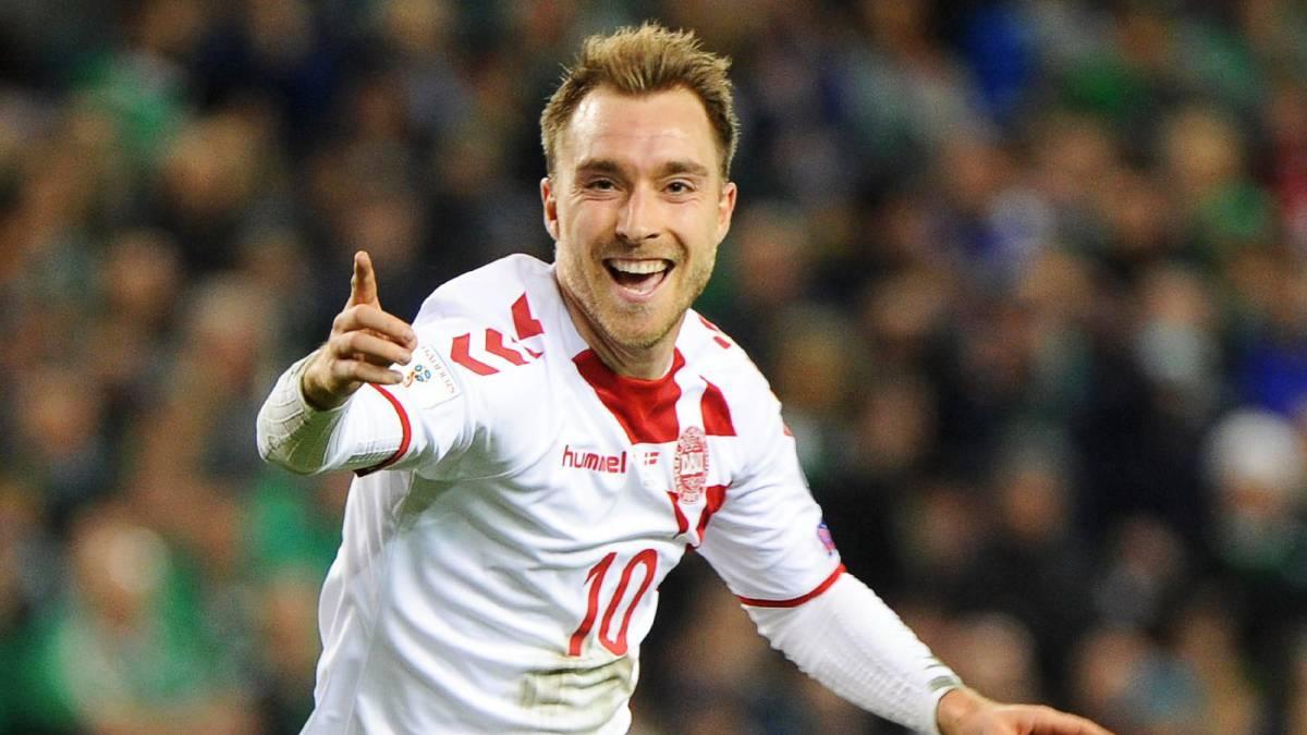 Dinamarca es el último clasificado europeo para el Mundial