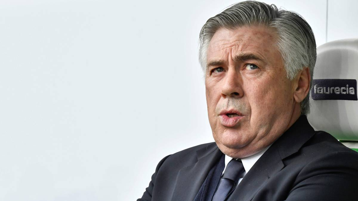 Ancelotti the No. 1 pick to revive Italy's fortunes