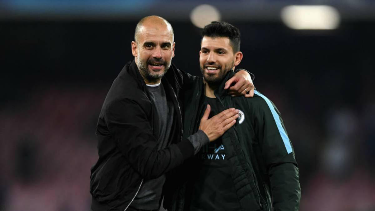 Sergio Agüero en la banca y Otamendi suspendido en el Manchester City