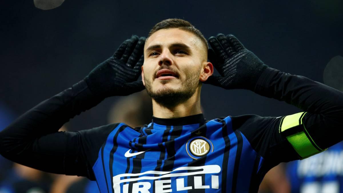 Doblete de Icardi para el triunfo del Inter, que quedó como escolta