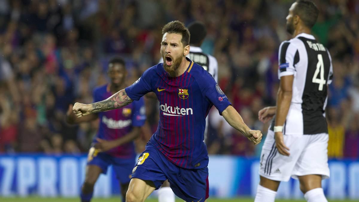 Juventus y Barcelona se miden en Turín por el pase