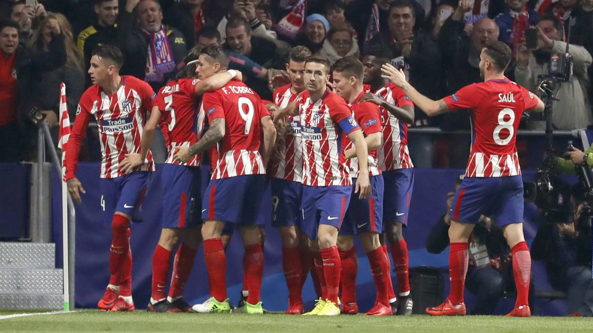 champions league what atlético madrid need to qualify for last 16