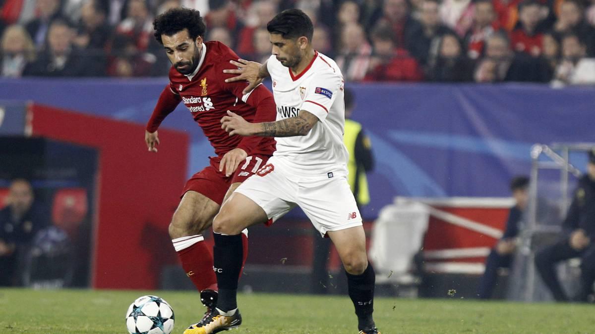 Sevilla éver Banega is the Champions League pass master AS