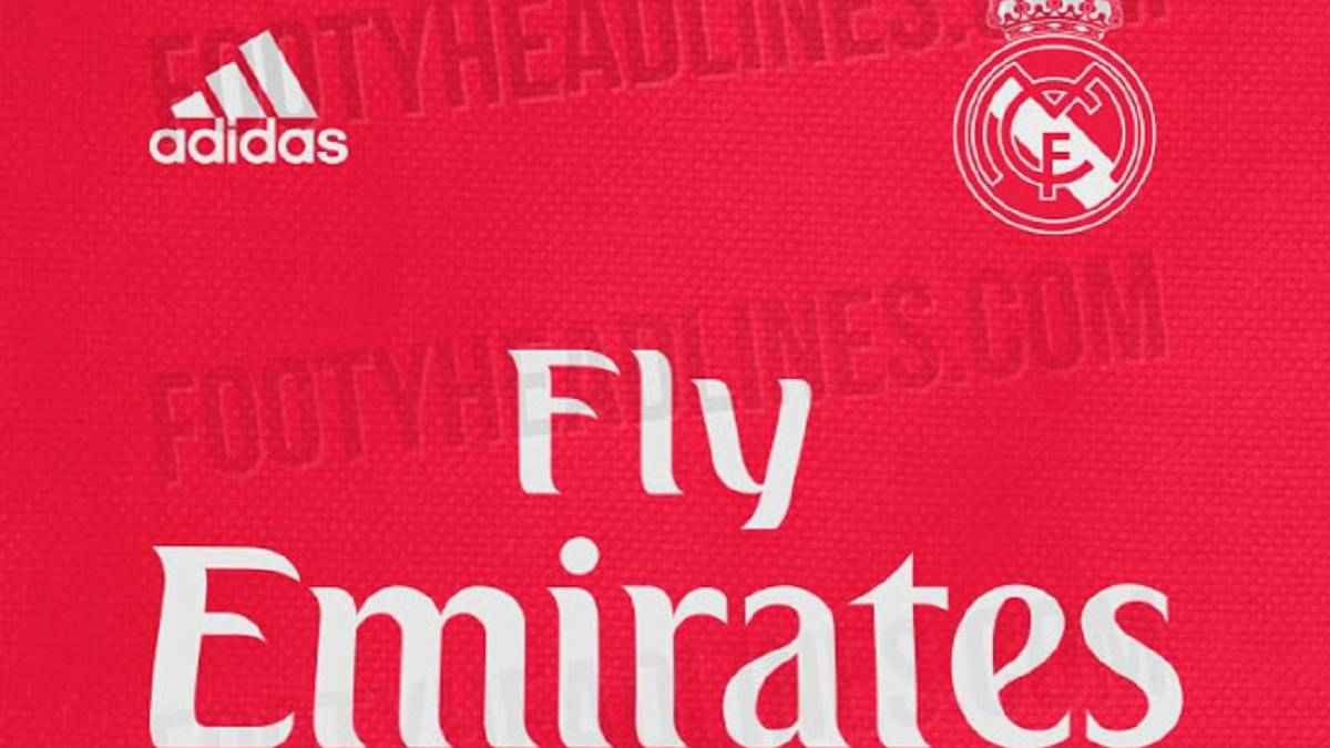 846f289be17 Real Madrid to return to a red third team kit next season - AS.com