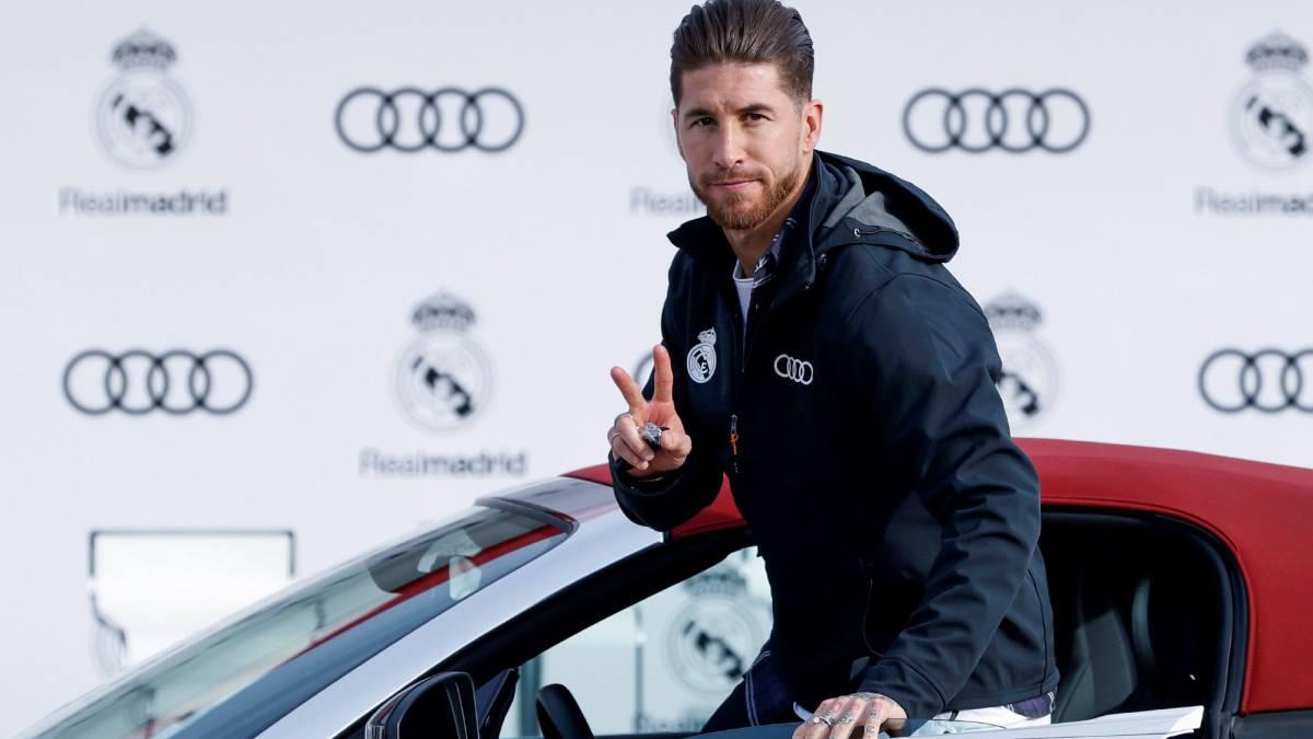 Jugadores del Real Madrid reciben increíbles autos de lujo