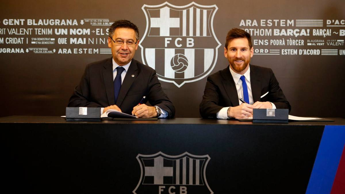 Lionel Messi accede por cuarta vez a la Bota de Oro
