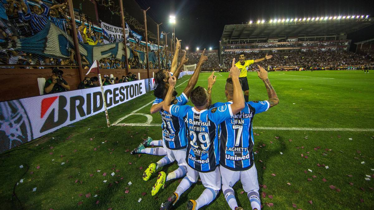 Gremio wins Copa Libertadores for the third time