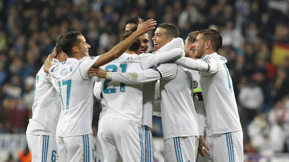 Real Madrid vence al Borussia Dortumund en la Champions